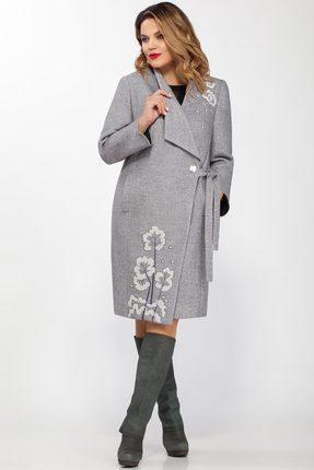 Пальто LaKona 1130 серый